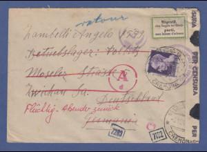 Briefe Und Belege Tilman Dohren Briefmarken Münzen