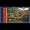 UNO Wien Markenheftchen 2001 MH 6 ** UNESCO-Welterbe Japan
