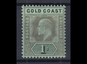 Ghana / Goldküste / Gold Coast Mi.-Nr. 56 sauber ungebraucht