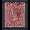 Antigua 1872 Königin Viktoria Mi.-Nr. 4 a A sauber gestempelt