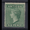 Antigua 1884 Königin Viktoria Mi.-Nr. 12 sauber ungebraucht *
