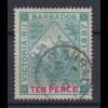 Barbados 1897 60 Jahre Regentschaft Queen Victoria Mi.-Nr. 60x sauber gebraucht