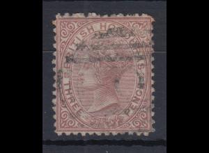 British Honduras (Belize) 1872 Queen Victoria Mi.-Nr. 5A sauber gebraucht