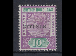 British Honduras (Belize) 1899 Queen Victoria Mi.-Nr. 41I sauber ungebraucht