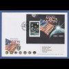 Isle of Man Ersttagsbrief / FDC 2009 Mi-Nr. Block 67 40 Jahre Apollo-Mondlandung