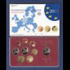 Bundesrepublik EURO-Kursmünzensatz 2013 A Spiegelglanz-Ausführung PP