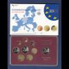 Bundesrepublik EURO-Kursmünzensatz 2013 G Spiegelglanz-Ausführung PP