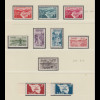 Saarland 1947-1959 Qualitäts-Sammlung komplett ** M€ ca. 3.100,- !