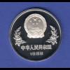 VR China 5 Yuan 1986 'FIFA World Cup 1986, Mexico' Ag925