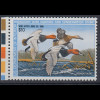 USA 1988 Gebührenmarke migratory bird hunting and conversation stamp 10$ **