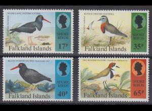 Falkland-Inseln 1995 Landtiere Mi.-Nr. 640-643 Satz 4 Werte kpl. **
