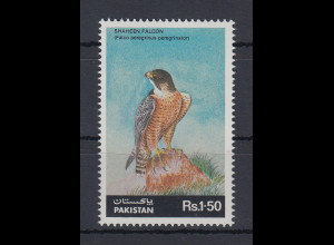 Pakistan 1986 Falke Mi.-Nr. 670 **