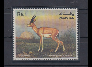 Pakistan 1983 Gazelle Mi.-Nr. 588 **
