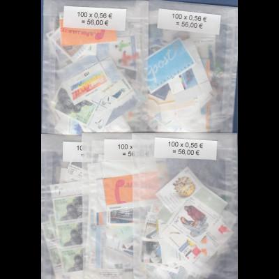 Frankaturware Deutschland orig. postfrisch, 500x 0,56€ Frankaturwert = 280,00 €