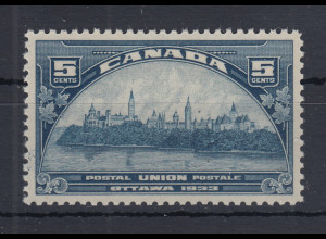 Kanada / Canada 1933 Sondermarke Ottawa Mi.-Nr. 172 ** / MNH