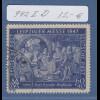 Alliierte Besetzung Leipziger Messe 1947 Mi.-Nr. 942 I D gest. geprüft Schlegel