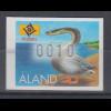 Finnland Aaland 1996 FRAMA-ATM Aaal-Ente, Mi.-Nr. 7 **