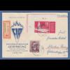 DDR 1956 Gedenkstätte Buchenwald Mi.-Nr. 538 Eckrandstück echt gest. auf FDC