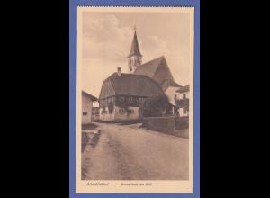 Alte AK 84453 Ecksberg Mesnerhaus um 1680, unbeschrieben