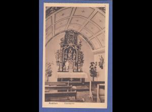 Alte AK 84453 Ecksberg Bachham Hauskapelle, unbeschrieben