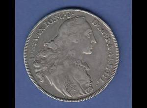 Bayern Max Josef Madonnentaler 1769