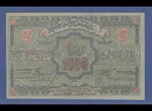 Banknote Aserbeidschan 1000 1920