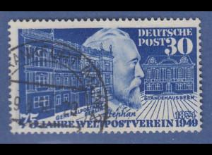 Bundesrepublik 1949 UPU Stephan Mi.-Nr. 116 sauber O geprüft Schlegel BPP
