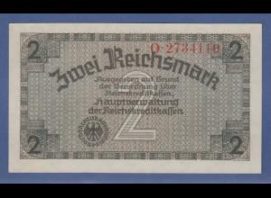 Banknote Deutsches Reich, 2 Reichsmark kfr.