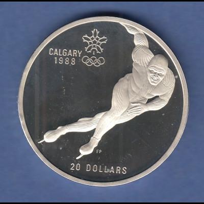 Olympische Spiele Kanada