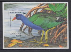 Antigua und Barbuda Mi.-Nr. Block 321 postfrisch ** / MNH Ente