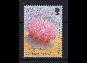 Montserrat 1995 Mi.-Nr. 914 postfrisch ** / MNH Seerose