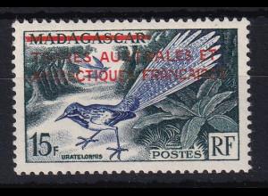 Französische Antarktis 1955 Mi.-Nr. 1 postfrisch ** / MNH Erdrocke