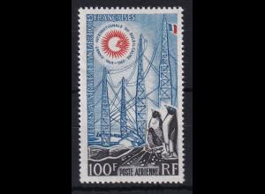 Französische Antarktis 1963 Mi.-Nr. 30 postfrisch ** / MNH Pinguine