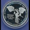 10-€-Gedenkmünze PP, Urvogel Archaeopterix, Polierte Platte, Spiegelglanz