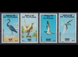 Wallis et Futuna 1978 Meeresvögel Mi.-Nr. 315-18 **