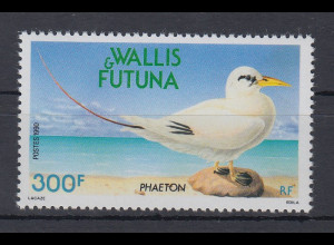 Wallis et Futuna 1990 Rotschwanz-Tropikvogel Mi.-Nr. 580 **