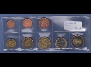 Finnland EURO-Kursmünzensatz Jahrgang 2005 bankfrisch / unzirkuliert