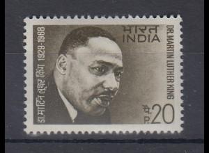Indien 1969 Martin Luther King Mi.-Nr. 470 **