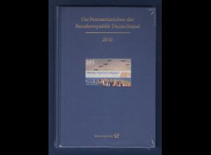 Briefmarken JAHRBUCH Bundesrepublik Deutschland 2010 kpl. bestückt OVP