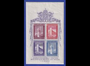 Vatikan 1958 Blockausgabe Weltausstellung in Brüssel Mi.-Nr. Block 2 **