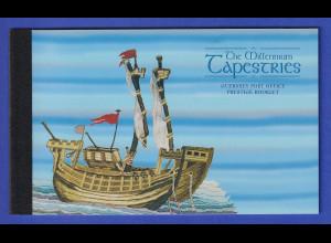 Guernsey 1998 The Millenium Tapestries Markenheftchen Mi.-Nr. MH 42 **