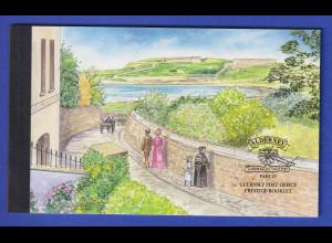 Guernsey-Alderney 2000 Historische Entwicklung Markenheftchen Mi.-Nr. MH 8 **