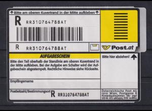 Österreich 2004 Einschreibemarke Mi.-Nr. 5 **