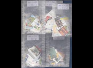 Frankaturware Deutschland orig. postfrisch, 500x0,55€ = 275€ Frankaturwert (1)