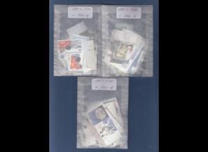 Frankaturware Deutschland orig. postfrisch, 300 x 1,44€ = 432€ Frankaturwert