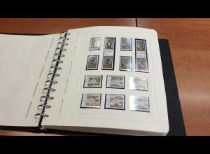 Liechtenstein 2003 - 2015 umfangreiche postfrische Sammlung mit vielen Extras