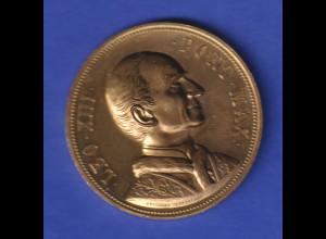 Erinnerungsmedaille Goldenes Bischofsjubiläum Papst Leo XIII. 19. Febr. 1893