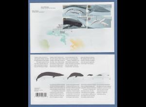 Kanada / Canada 2000 Wale Mi.-Nr. 1934-1937 Viererblock auf FDC