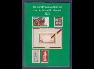 Amtliches JAHRBUCH Bundesrepublik / Berlin 1974.