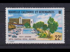 Neukaledonien 1975 Hotel Chateau-Royal Mi.-Nr. 558 **